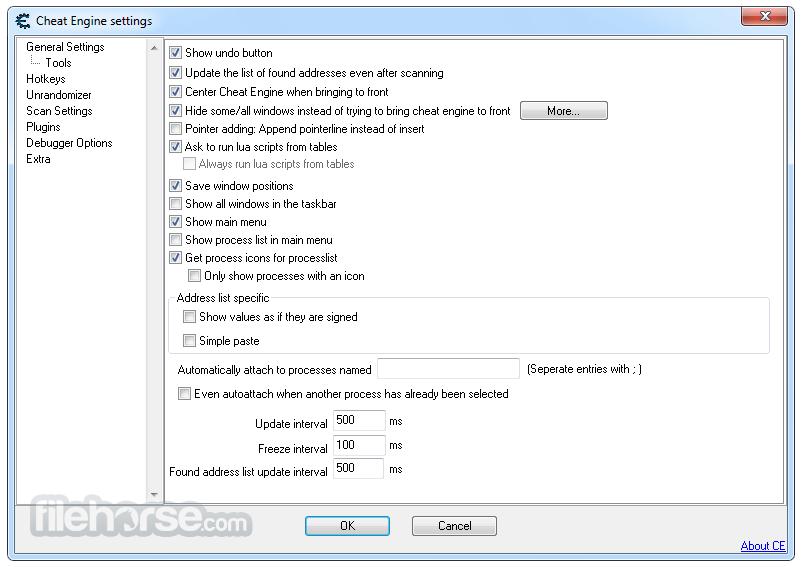 Cheat Engine 6.7 Screenshot 4
