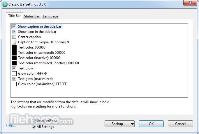 Classic Shell 3.6.4