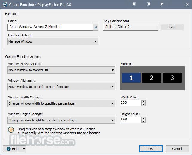 DisplayFusion 9.8 Screenshot 5