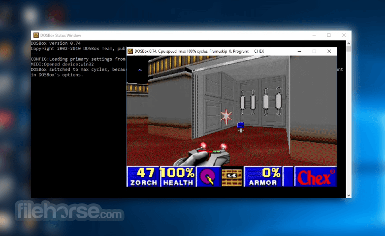 DOSBox Download (2019 Latest) for Windows 10, 8, 7