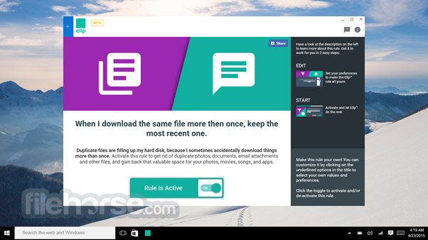 Ellp 1.5.1.1611 Screenshot 3