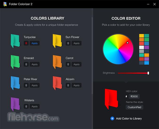 Folder Colorizer Download (2019 Latest) for Windows 10, 8, 7