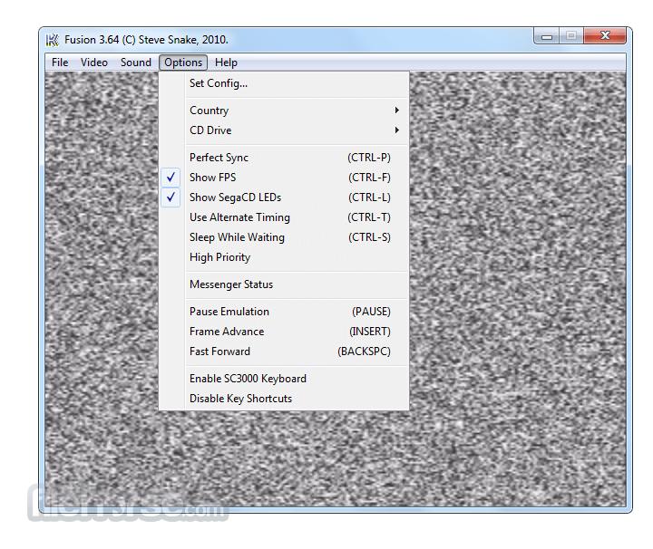 Kega Fusion 3.64 Screenshot 5