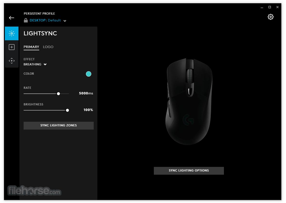Logitech G HUB 2020.11.9270 Screenshot 2