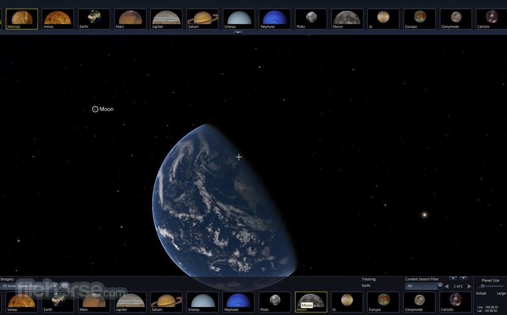 Microsoft WorldWide Telescope 5.5.03 Captura de Pantalla 4