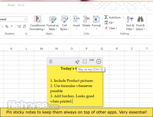 Notezilla 8.0.42 Screenshot 4