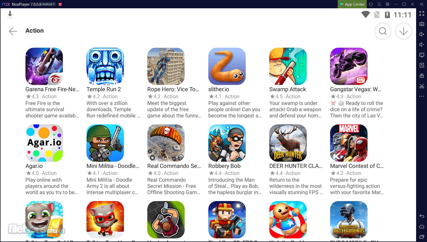 Nox App Player 6 0 1 1 Download For Windows Filehorse Com
