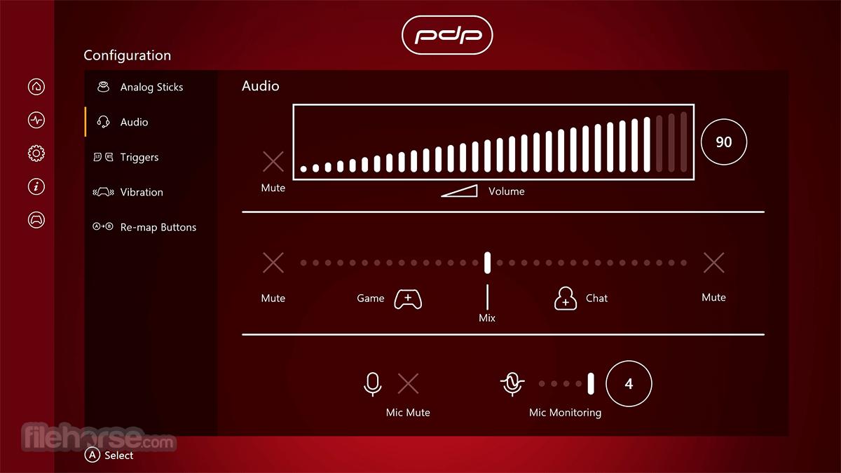 PDP Control Hub 1.0.75 Screenshot 1