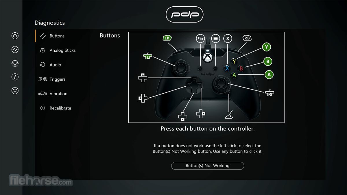 PDP Control Hub 1.0.75 Screenshot 4
