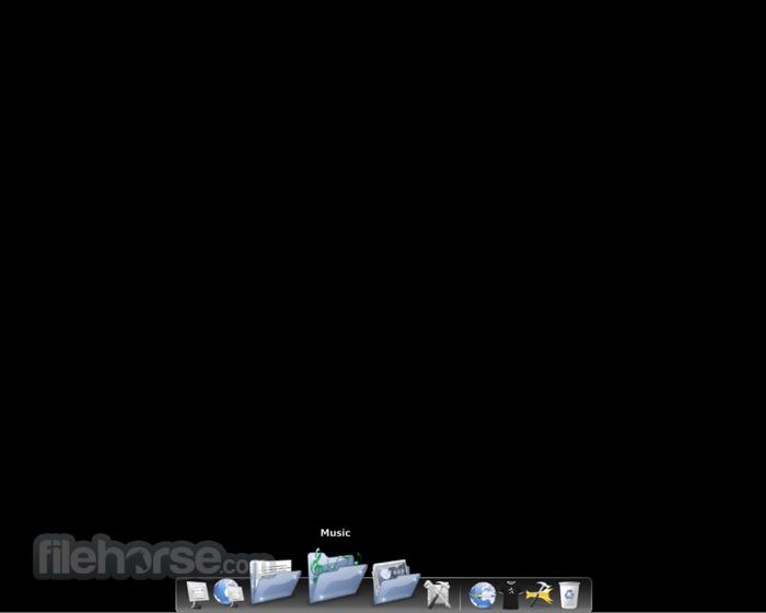 RocketDock 1.3.5 Captura de Pantalla 1