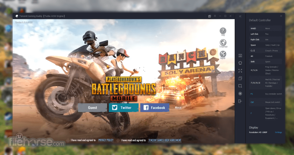 Tencent Gaming Buddy Download (2019 Latest) for Windows 10, 8, 7