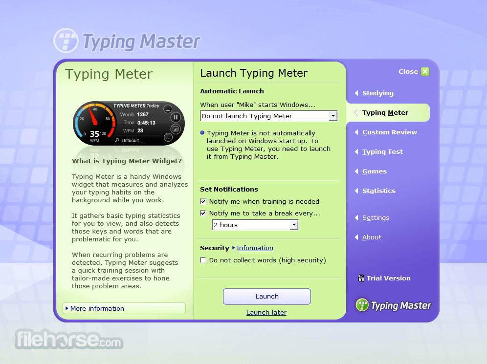Typing Master Download (2019 Latest) for Windows 10, 8, 7
