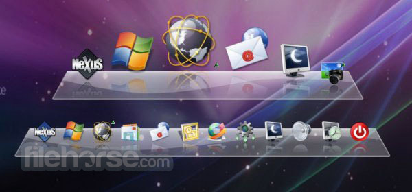 Winstep Nexus Dock 18.5 Captura de Pantalla 3