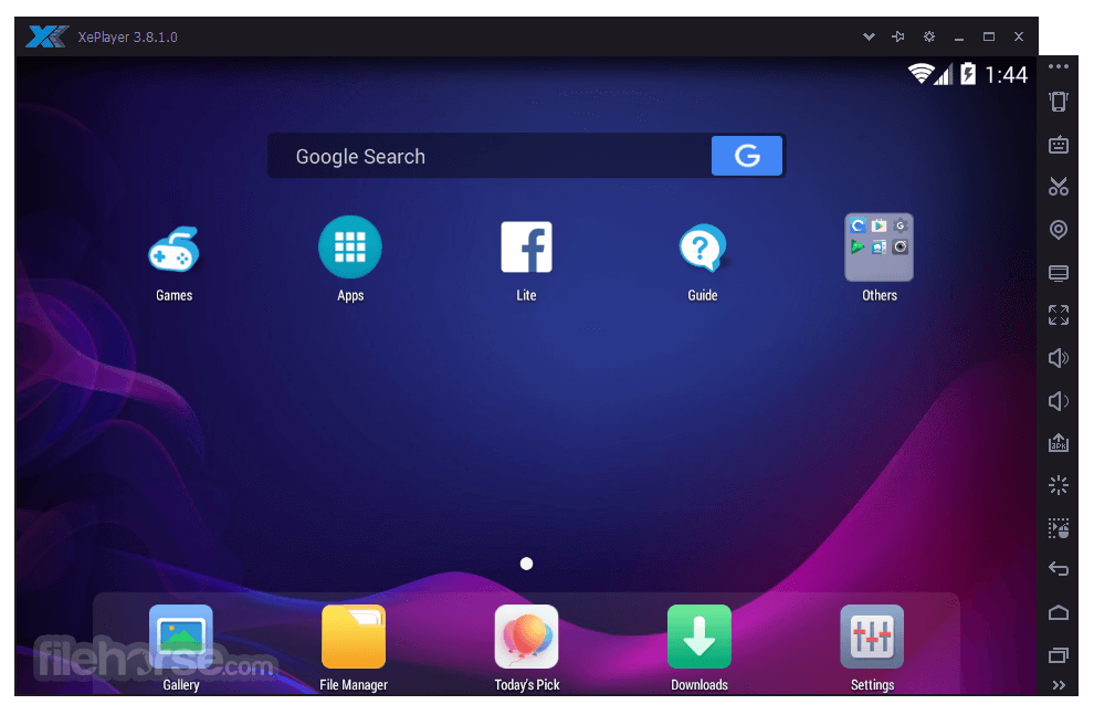 android emulator for pc windows 7 32 bit free download