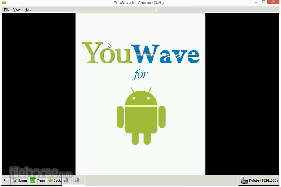 YouWave Android Premium 5.7 Screenshot 1
