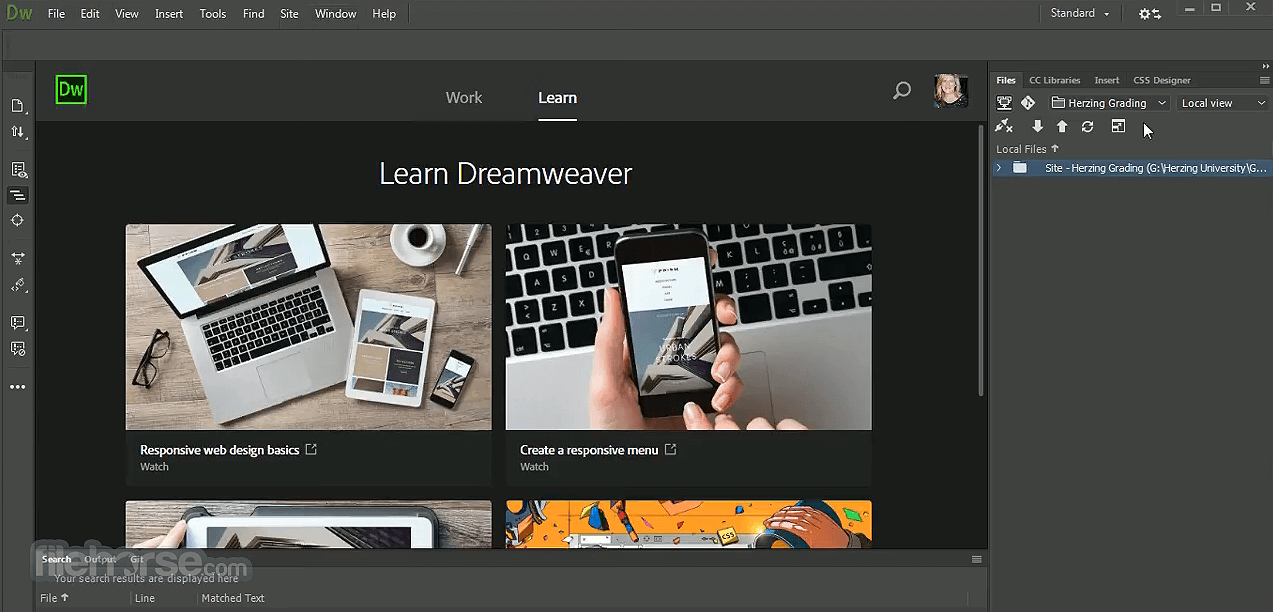 Adobe Dreamweaver Download 2020 Latest For Windows 10 8 7