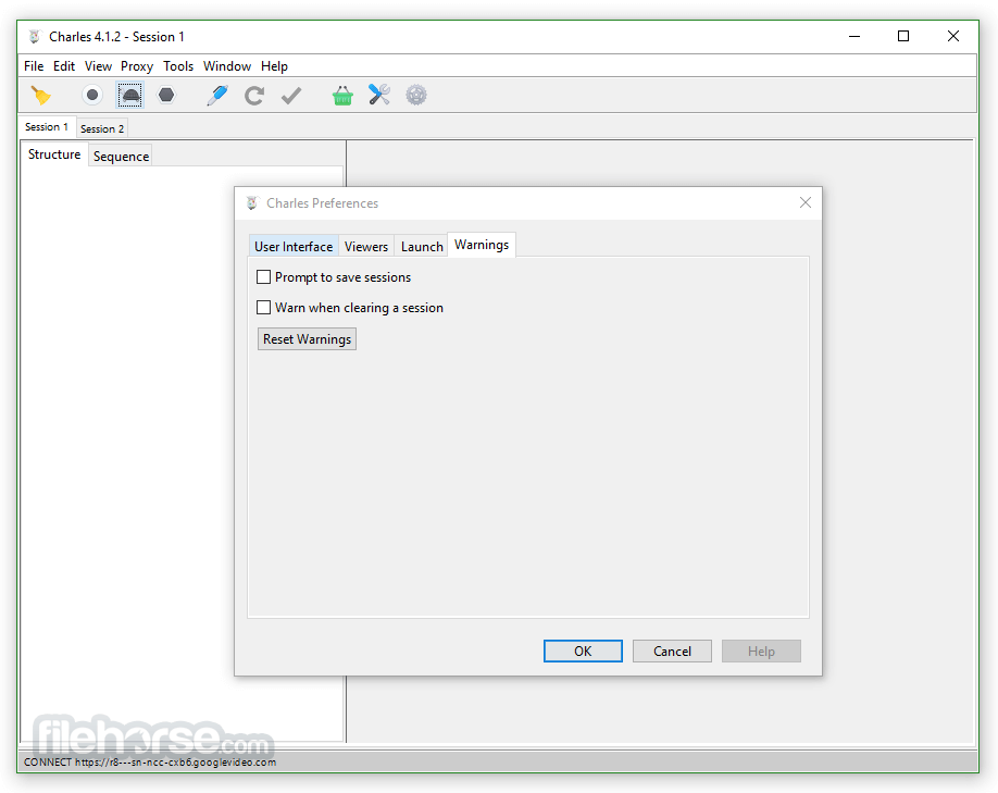 Charles 4.2.5 (32-bit) Screenshot 5