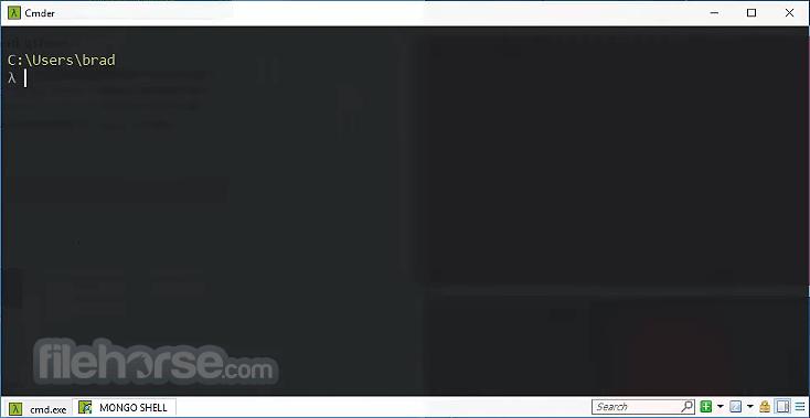 Cmder 1.3.17 Screenshot 3