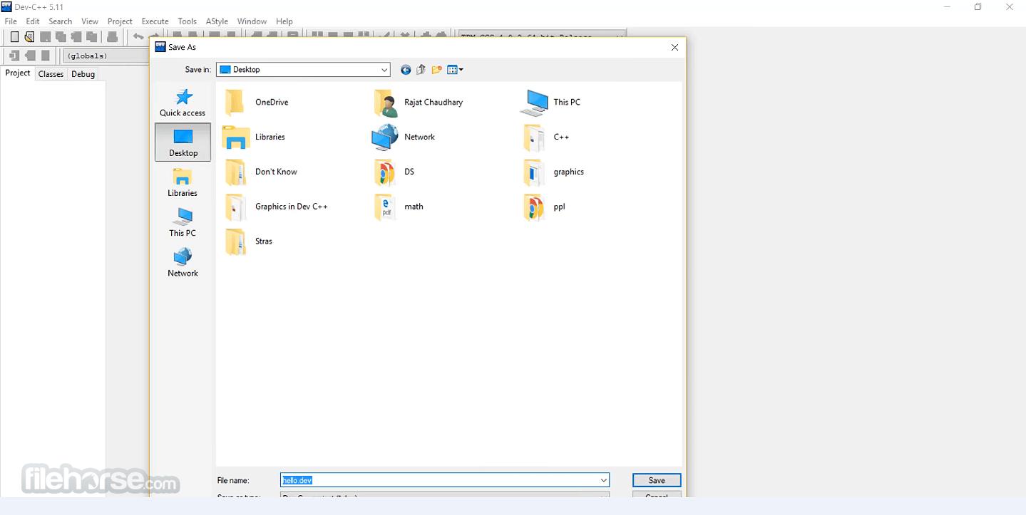 Dev C++ Para Windows 10
