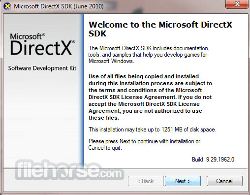 directx 9 free download 32 bit