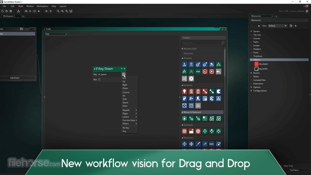 GameMaker Studio Download (2019 Latest) for Windows 10, 8, 7