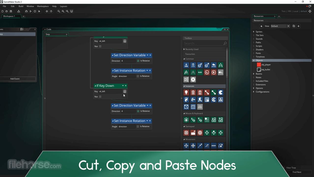 GameMaker Studio Build Download For Windows FileHorsecom - Game maker
