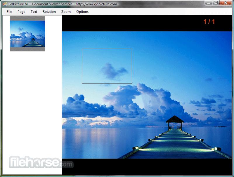 GdPicture.NET SDK 14.1.135 Screenshot 2