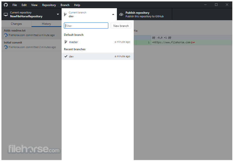 GitHub Desktop Download (2019 Latest) for Windows 10, 8, 7
