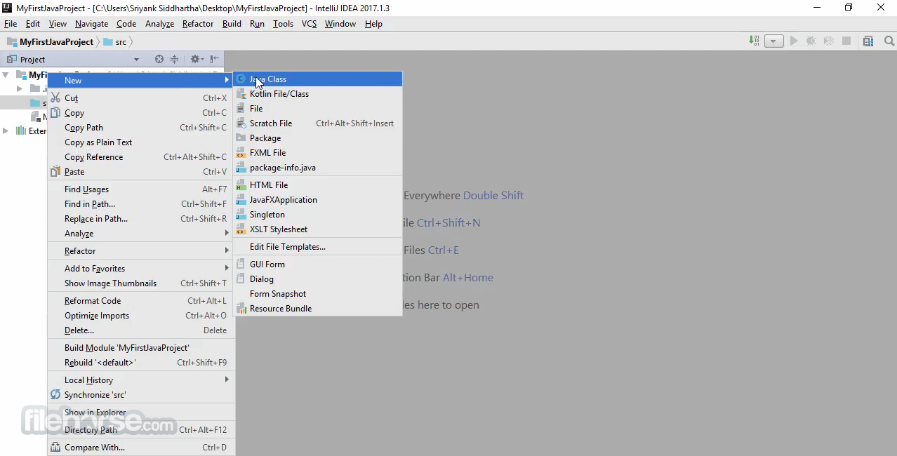 IntelliJ IDEA 2019 2 Download for Windows / Change Log / FileHorse com