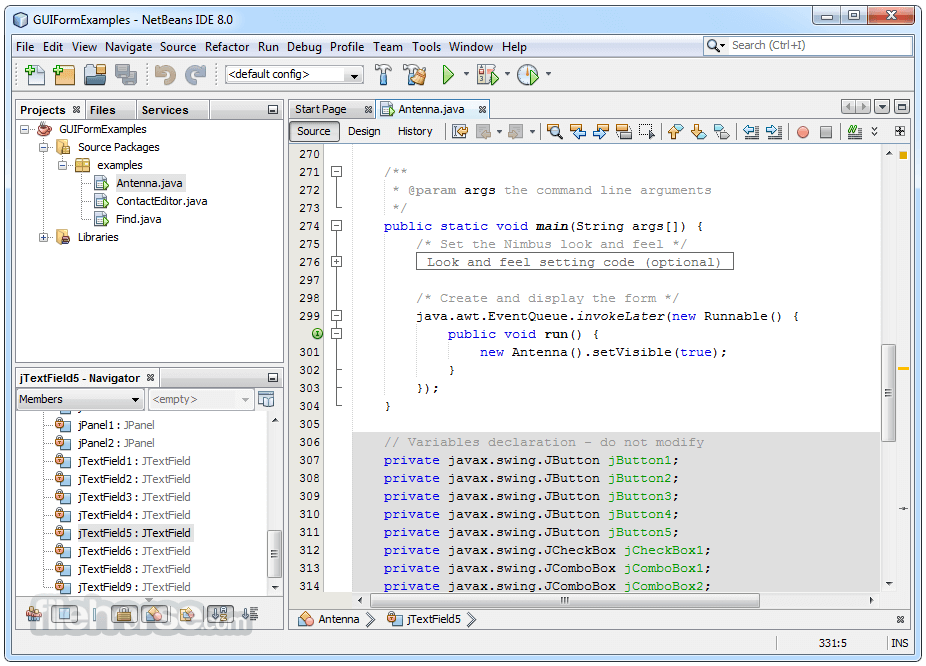 net beans ide download