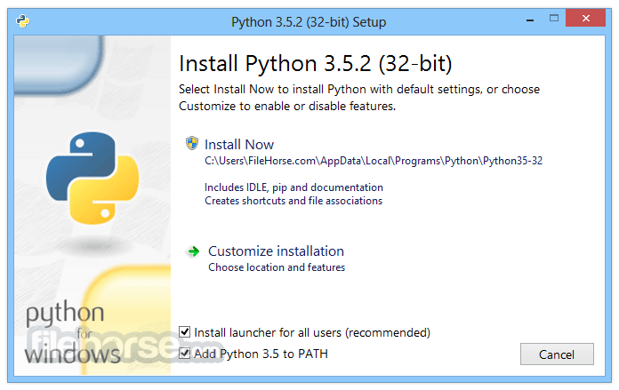 Python (64-bit) Download (2019 Latest) for Windows 10, 8, 7