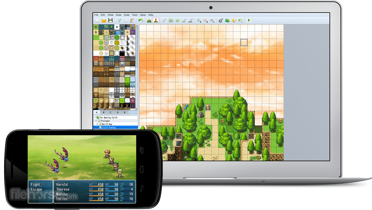 RPG Maker MV Download (2019 Latest) for Windows 10, 8, 7