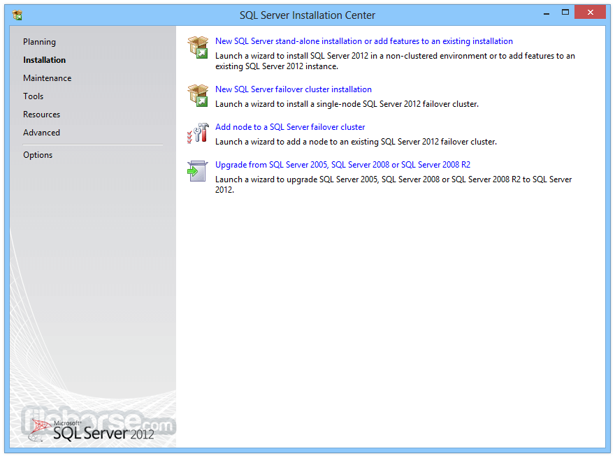 Installation how can i install microsoft sql server 2005 express.
