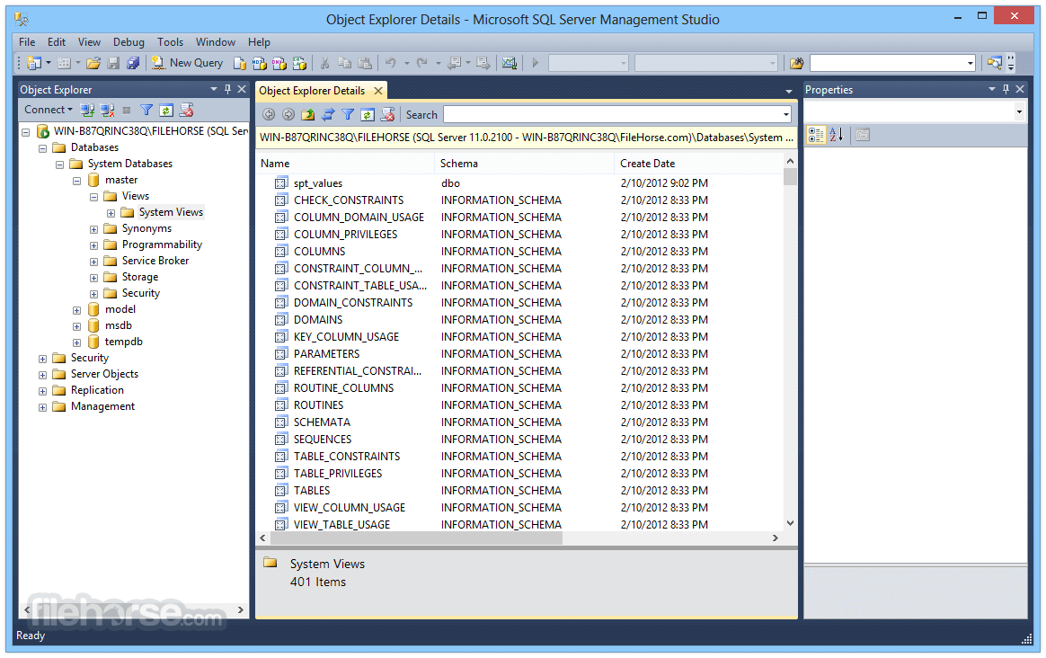 SQL Server Management Studio Download (2019 Latest) for PC