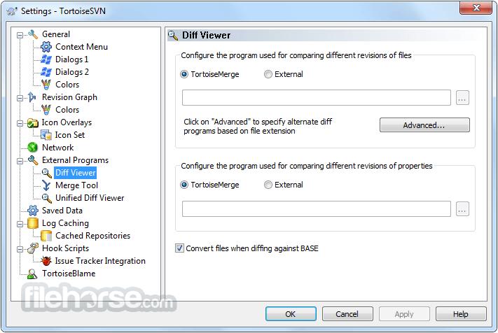 TortoiseSVN 1.10.0 (64-bit) Screenshot 3