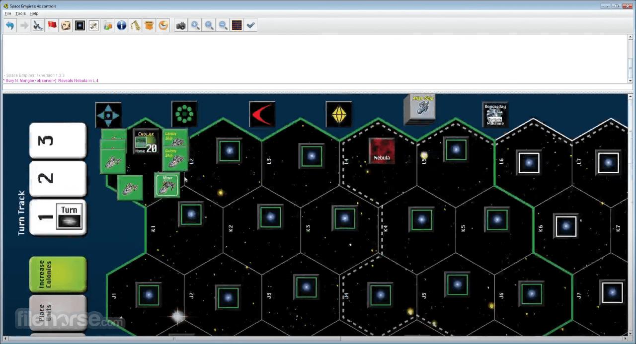 VASSAL Engine 3.4.7 Screenshot 1