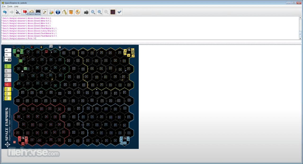 VASSAL Engine 3.4.7 Screenshot 2
