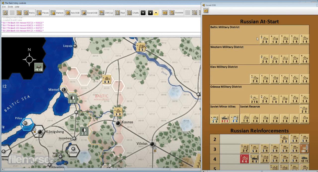 VASSAL Engine 3.4.7 Screenshot 4