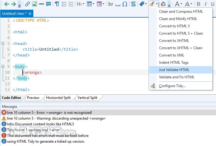 WeBuilder 2018 15.3.0.205 Screenshot 4