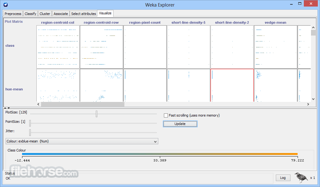 Weka 3.9.2 (64-bit) Screenshot 3