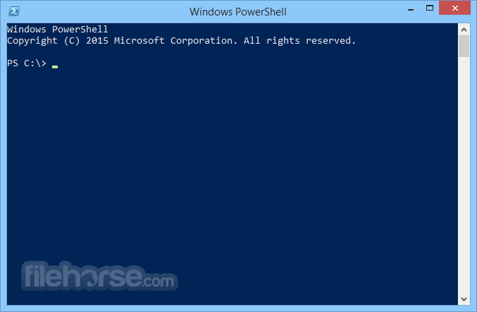 Windows PowerShell 6.0.2 (32-bit) Captura de Pantalla 1