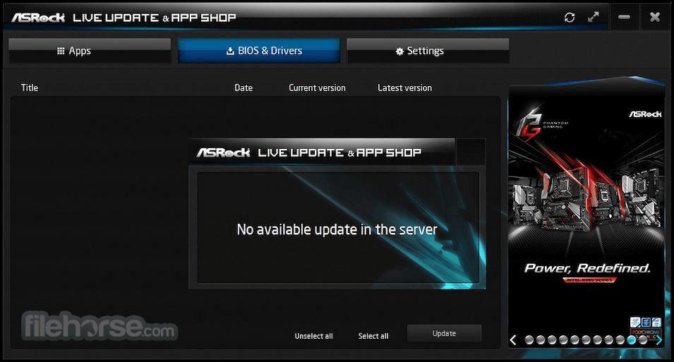 ASRock APP Shop 1.0.46 Screenshot 3