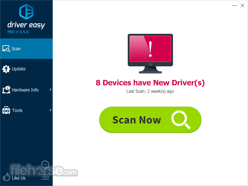Driver Easy 5.6.15 Screenshot 2