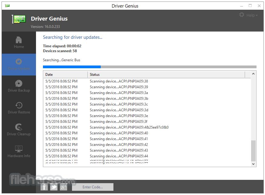 Driver Genius 18.0.0.168 Screenshot 2