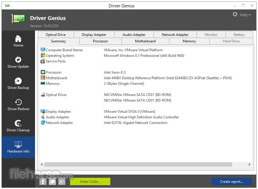 Driver Genius 18.0.0.168 Screenshot 4