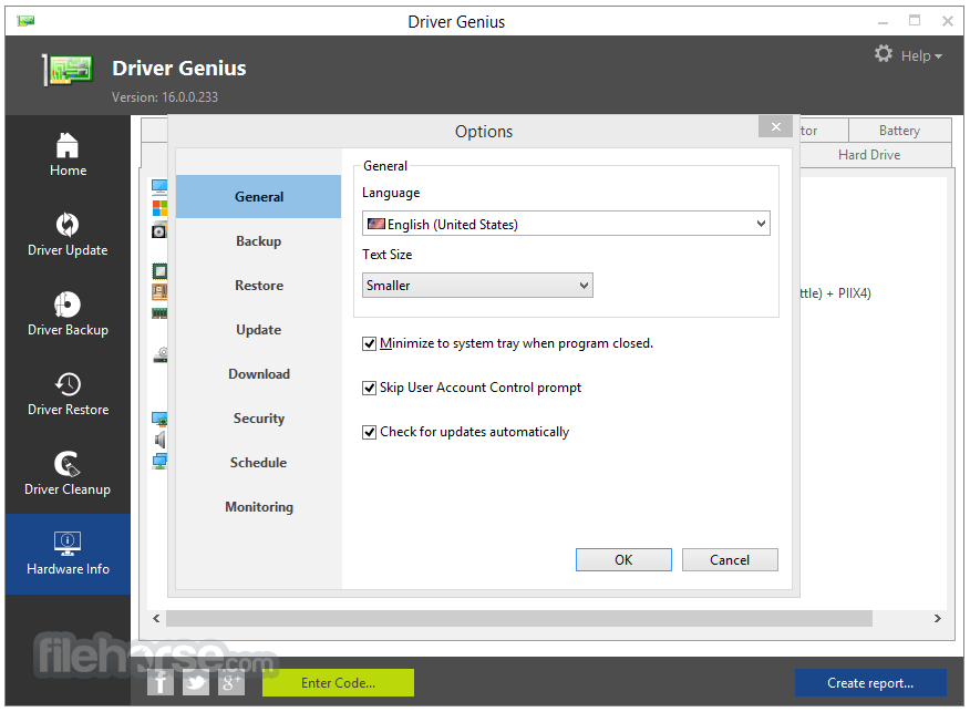 Driver Genius 18.0.0.168 Screenshot 5