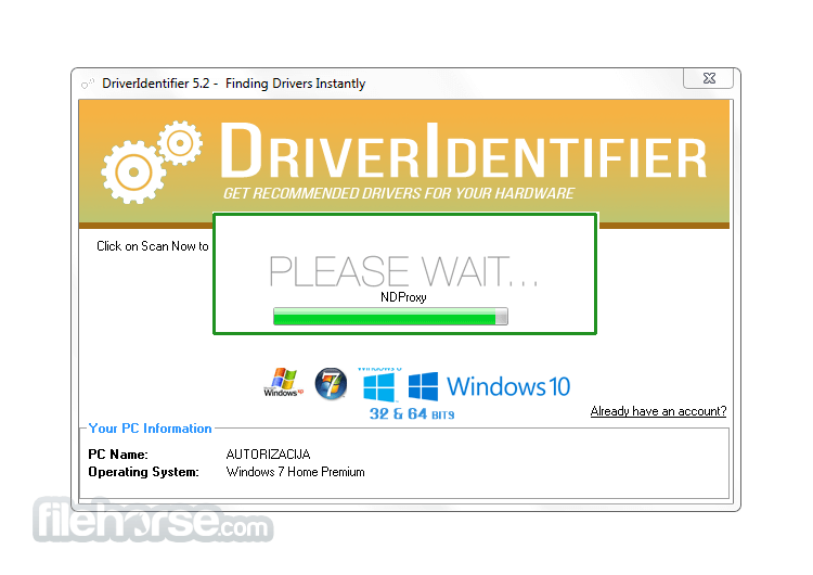 DriverIdentifier 6.0 Screenshot 2