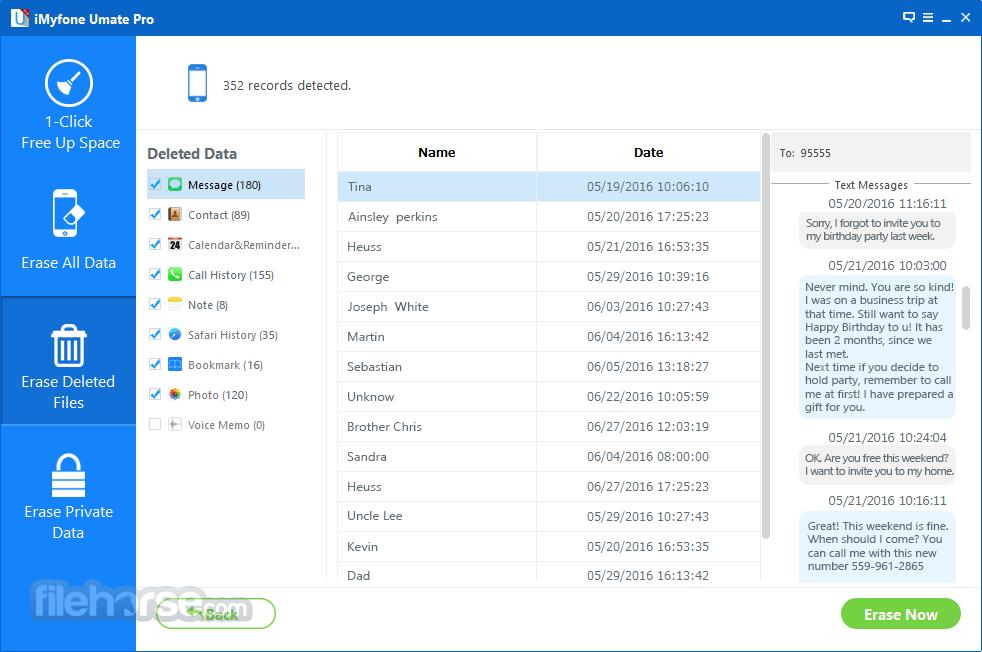 iMyFone Umate Pro 5.5.0 Captura de Pantalla 4