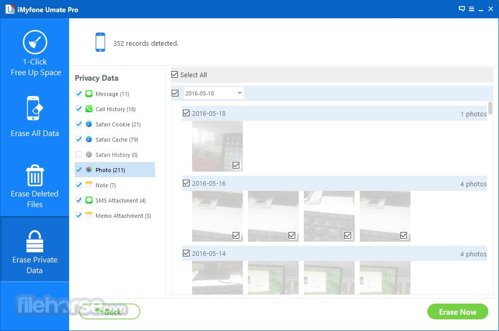 iMyFone Umate Pro 5.5.0 Captura de Pantalla 5