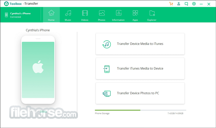 iSkysoft Toolbox for iOS Download (2019 Latest) for Windows